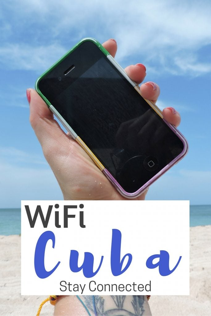 Internet and WiFi in Cuba