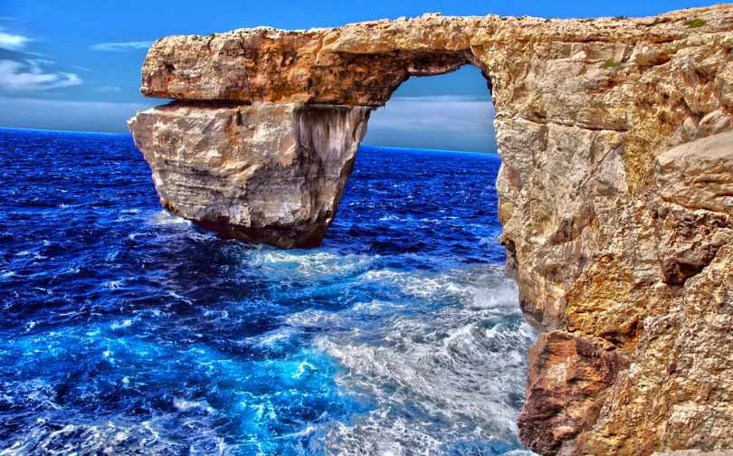 Azure Window Malta Game of Thrones CC Allen Watkin