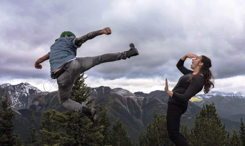 Banff Matric Alberta Rockies Photo of the Fortnight 13