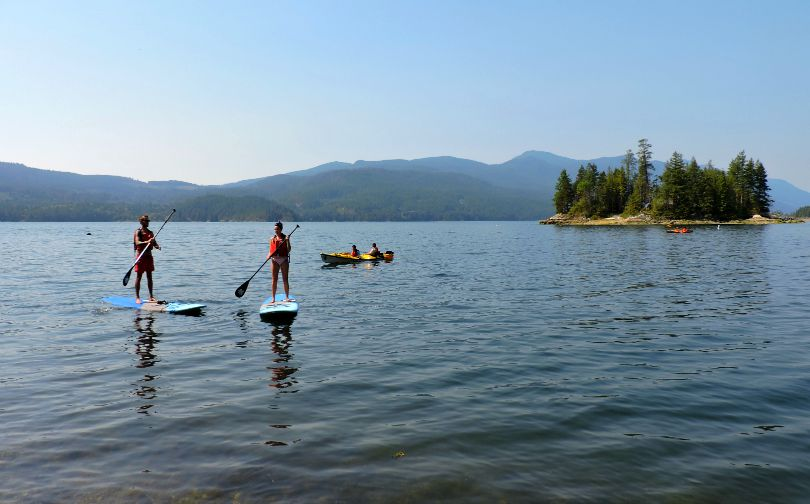 Paddles and Pedals Sechelt
