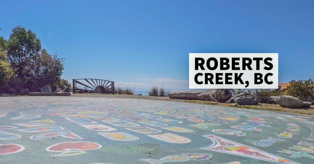 Roberts Creek British Columbia Canada