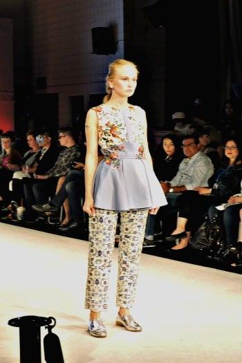 Alisa Tovmanyan Vancouver Fashion Week 2015