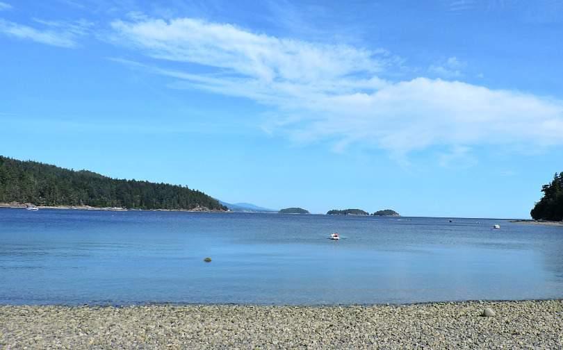 Halfmoon Bay Sunshine Coast, BC Canada