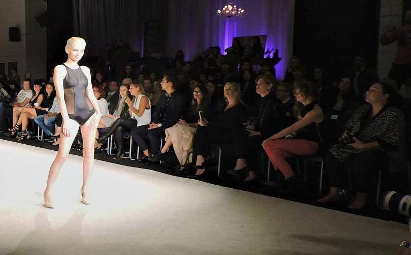 Kelsey Barnwell Vancouver Fashion Week