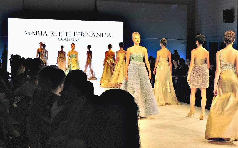 Maria Ruth Fernanda Vancouver Fashion Week