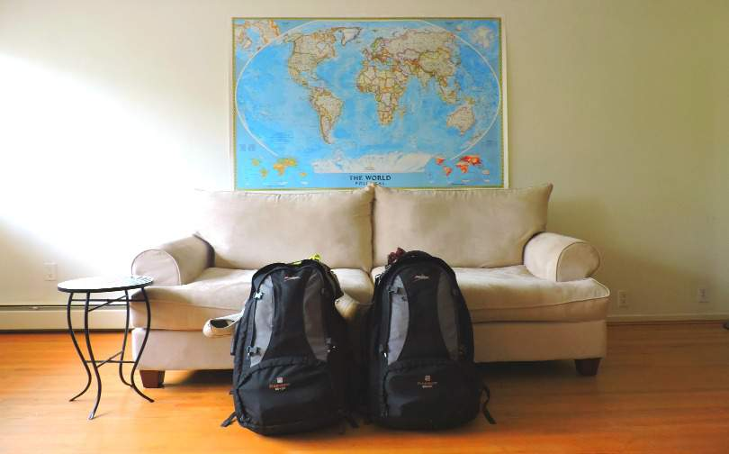 Monthly Travel Budget Round Up 7 Accommodation