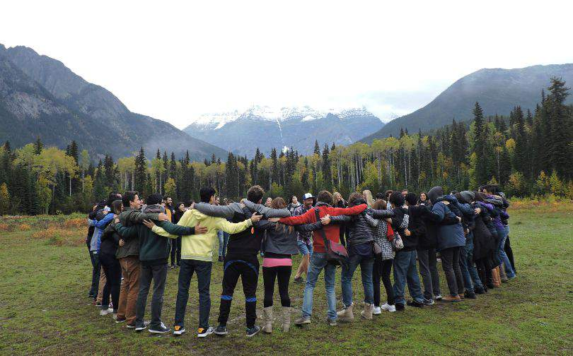 Mount Robson West Trek Tours Rockies Lakes