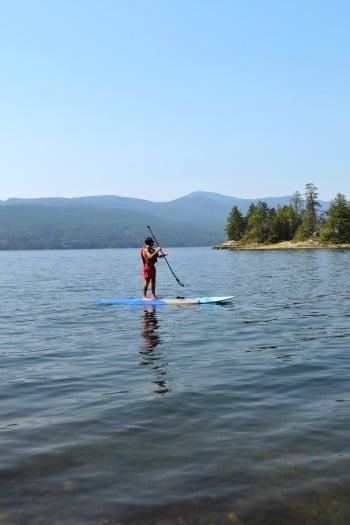 Sechelt Inlet - Sunshine Coast, BC Canada