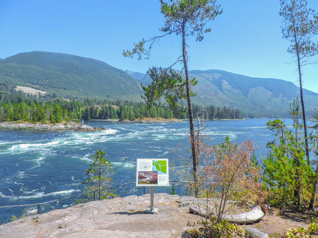 Skookumchuck Narrows | Sunshine Coast BC