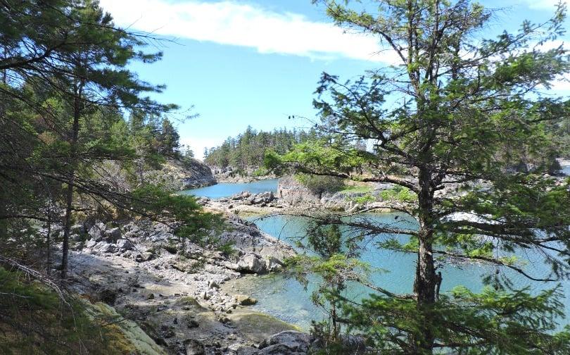 Smugglers Cove Sunshine Coast BC Canada