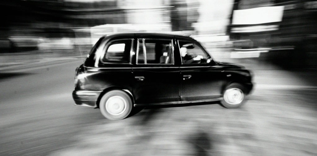 Uber Taxi Black Cab Flickr Paddy Patterson