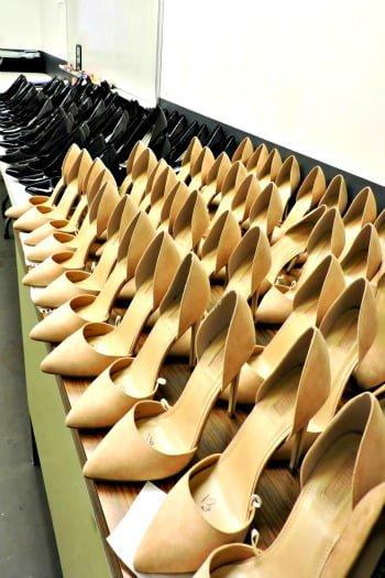 Vancouver Fashion Week 2015 Shoes