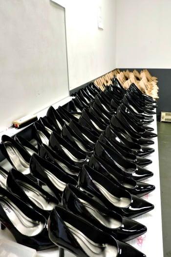 Vancouver Fashion Week Shoes