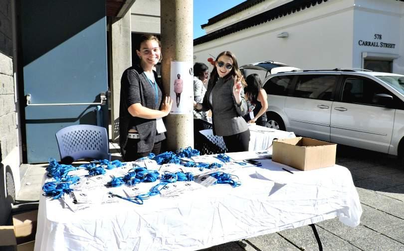 Vancouver Fashion Week Volunteers