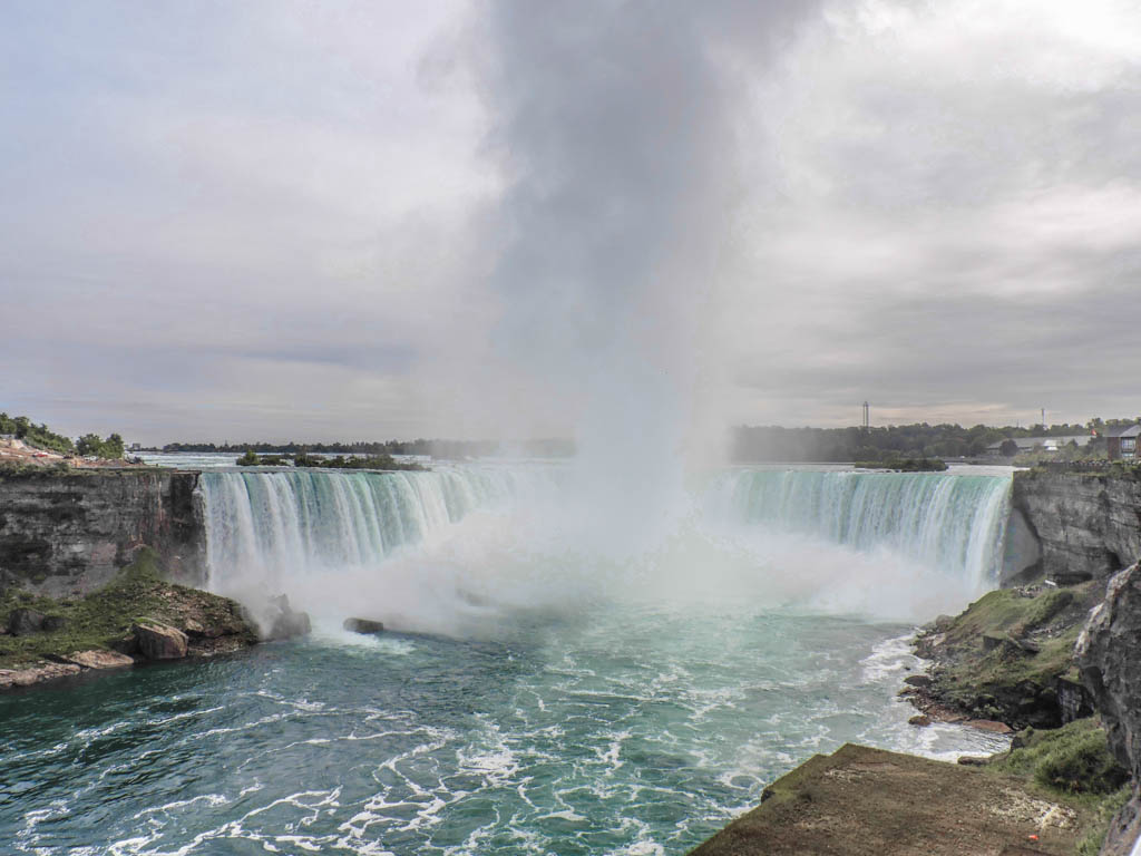 Niagara Falls I Wine and Waterfalls I Niagara Falls, Ontario