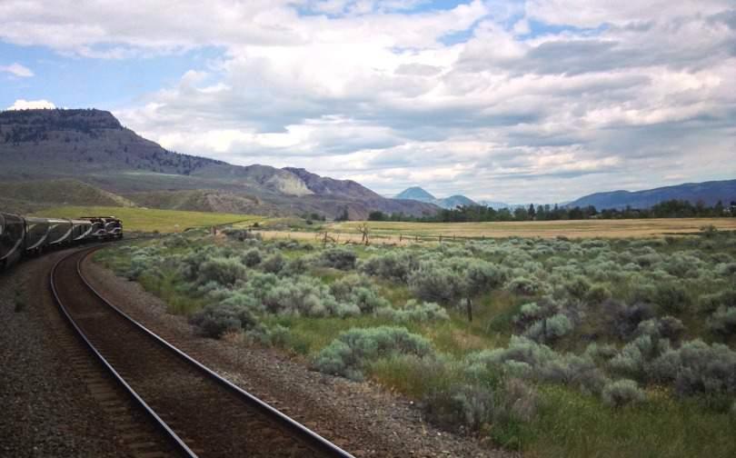Overheard Whilst Travelling - Rockies Rebel
