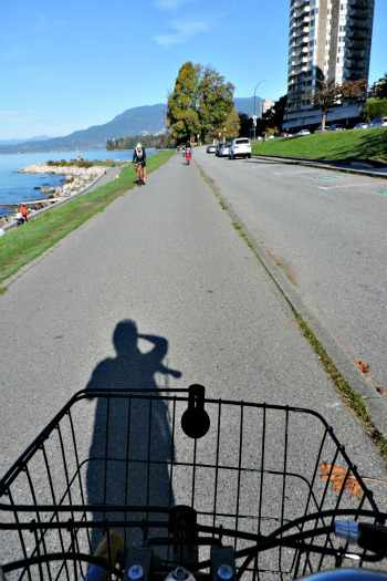 Sea Wall Cycle, Vancouver