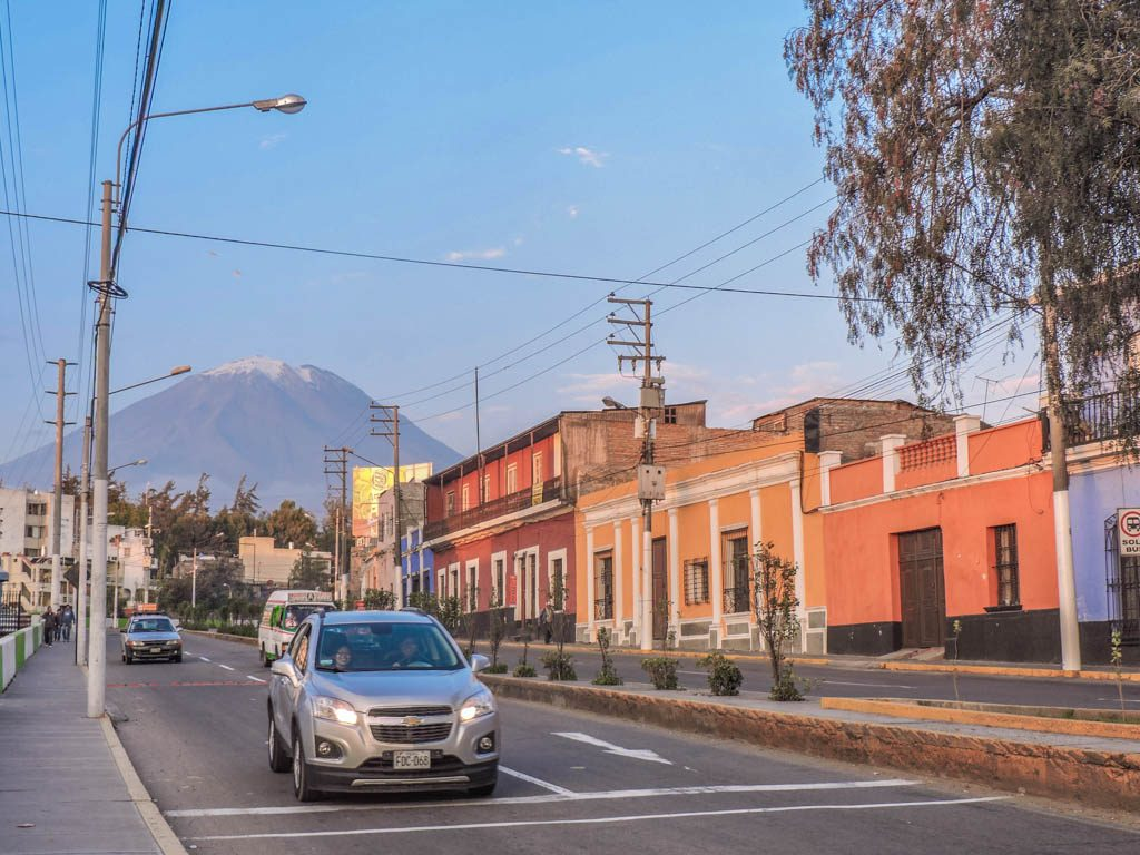 Arequipa I Three Weeks in Peru Itinerary