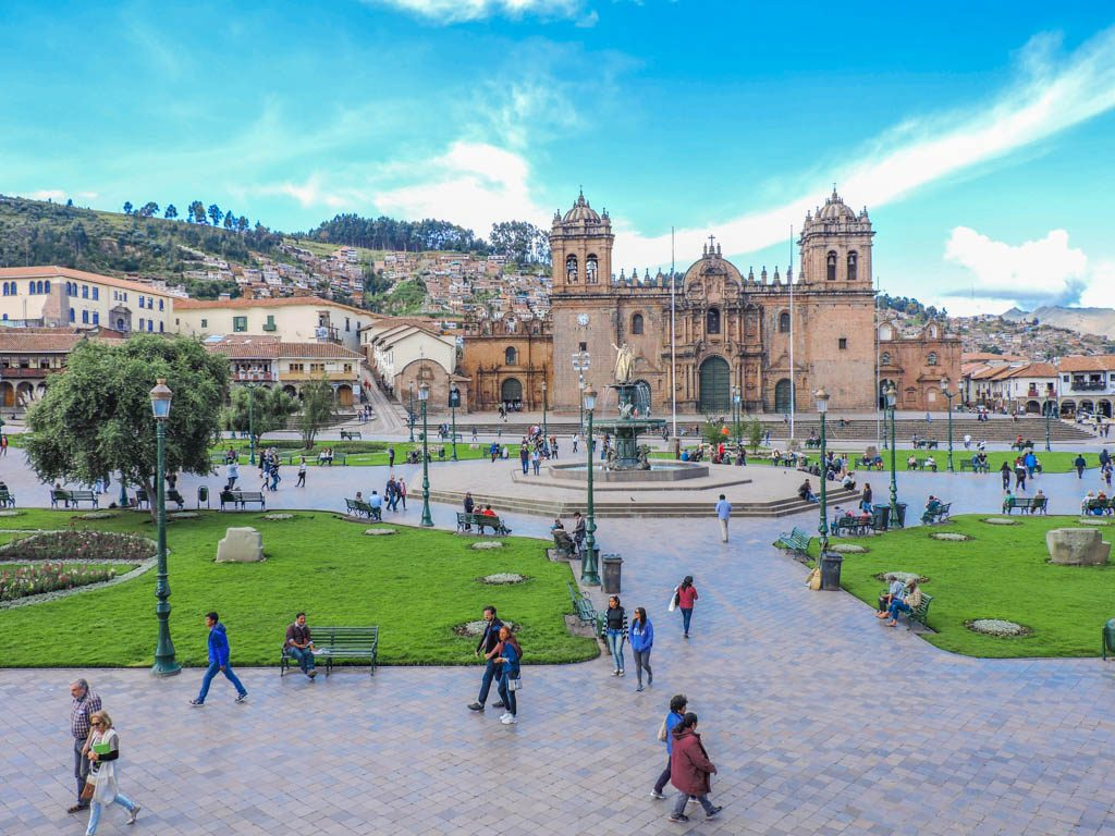 Cusco I Three Weeks in Peru Itinerary