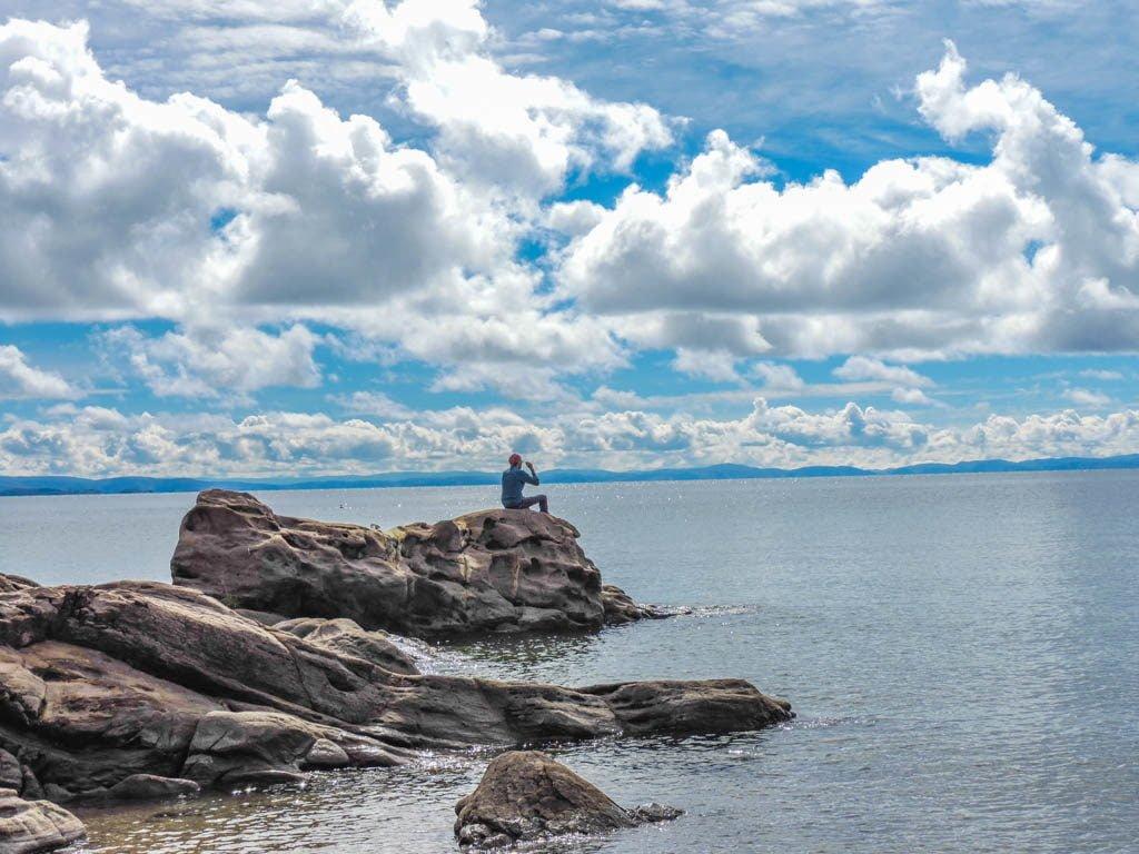 Lake Taquile I Three Weeks in Peru Itinerary