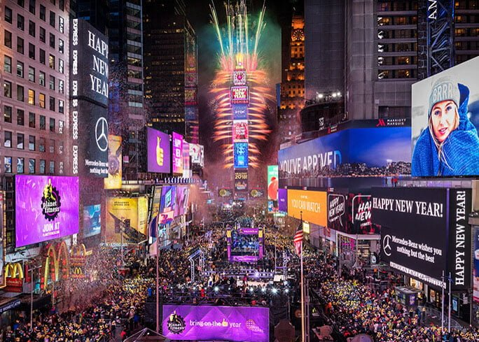 New York New Years Eve