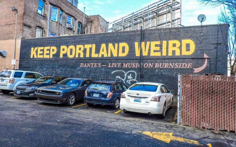 Keep Portland Weird PNW POTF 20