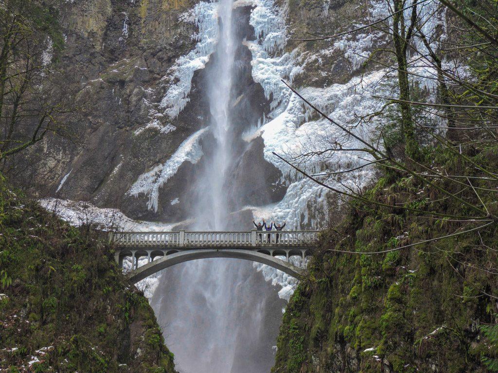 Multnomah Falls | Portland Things to Do
