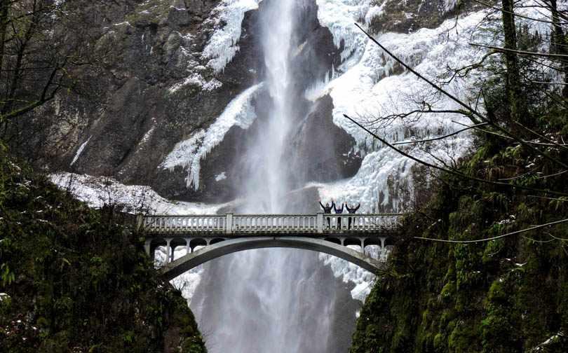 Multnomah Falls I Things to do in Portland