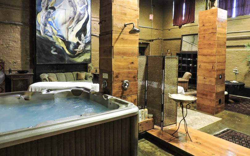 North America Travel Budget Little Red Day Spa Seattle