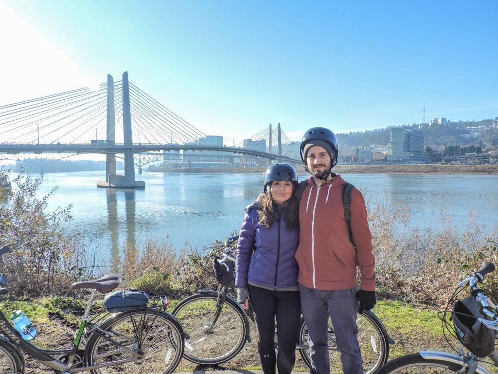 Portland Bike Tour | Two Scots Abroad