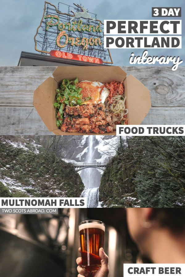 Portland Oregon Itinerary - things to do in Portland. Don't forget to save to your Portland board.