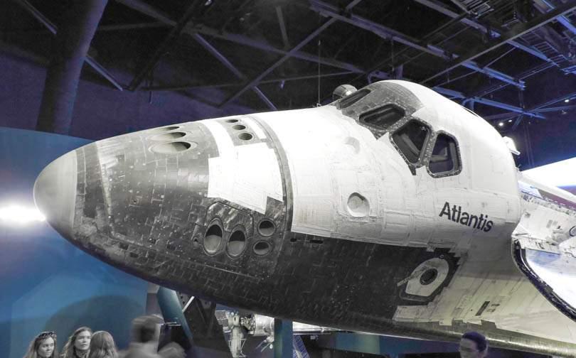 Atlantis Kennedy Space Center Orlando, Florida