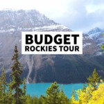 Rockies' Lakes, Glaciers & Polar Bears?