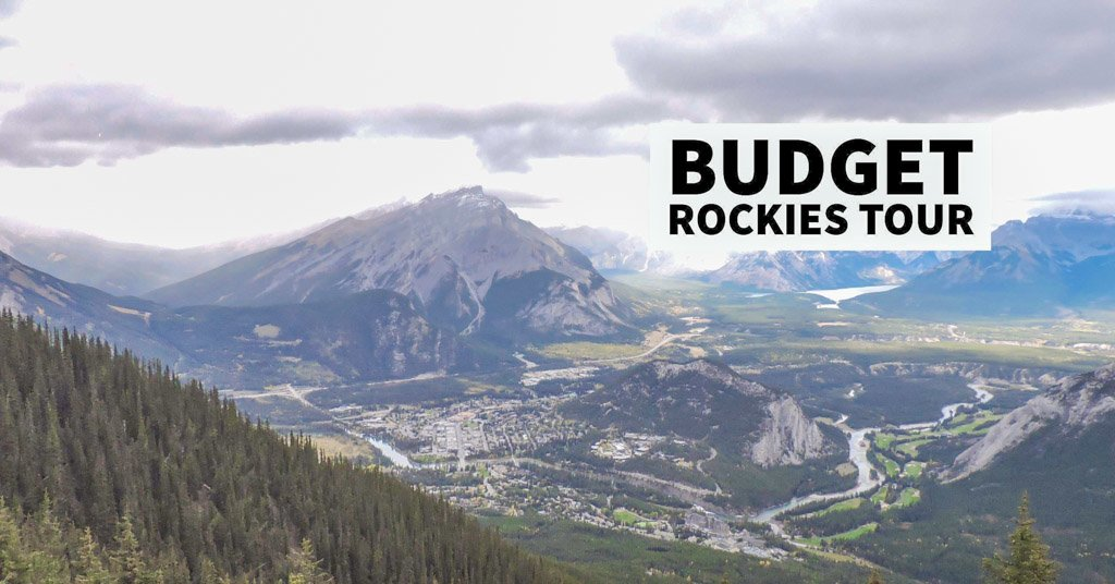 Budget Rockies Tour