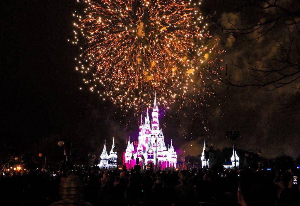 Fireworks Disney | Orlando on a Budget