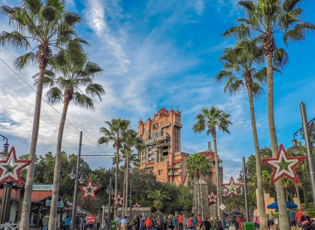 Hollywood Tower Disney | Orlando on a Budget