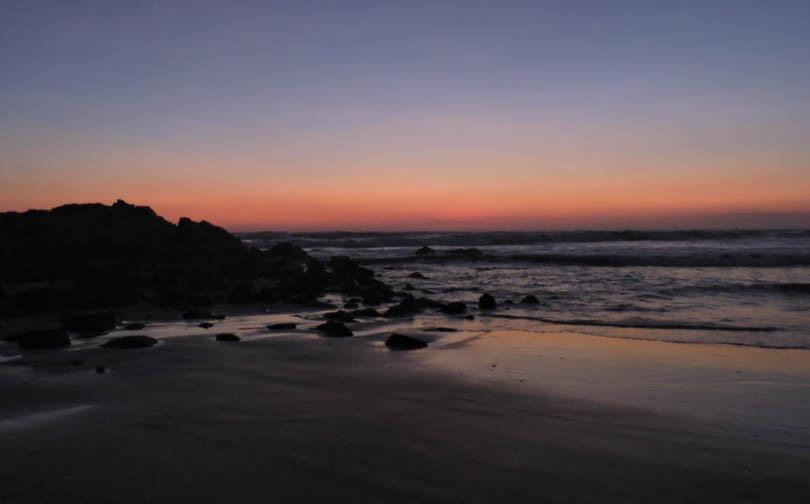 Managua to Leon and Las Penitas in Nicaragua Sunset