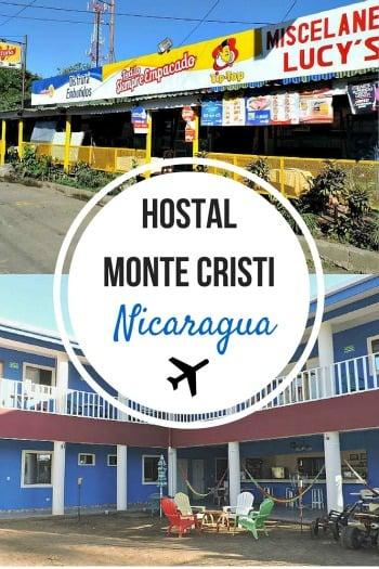 Nicaragua Hostal Monte Cristi, Managua