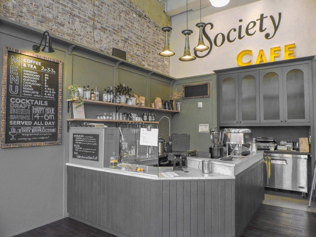 The Society Hotel Cafe | Portland