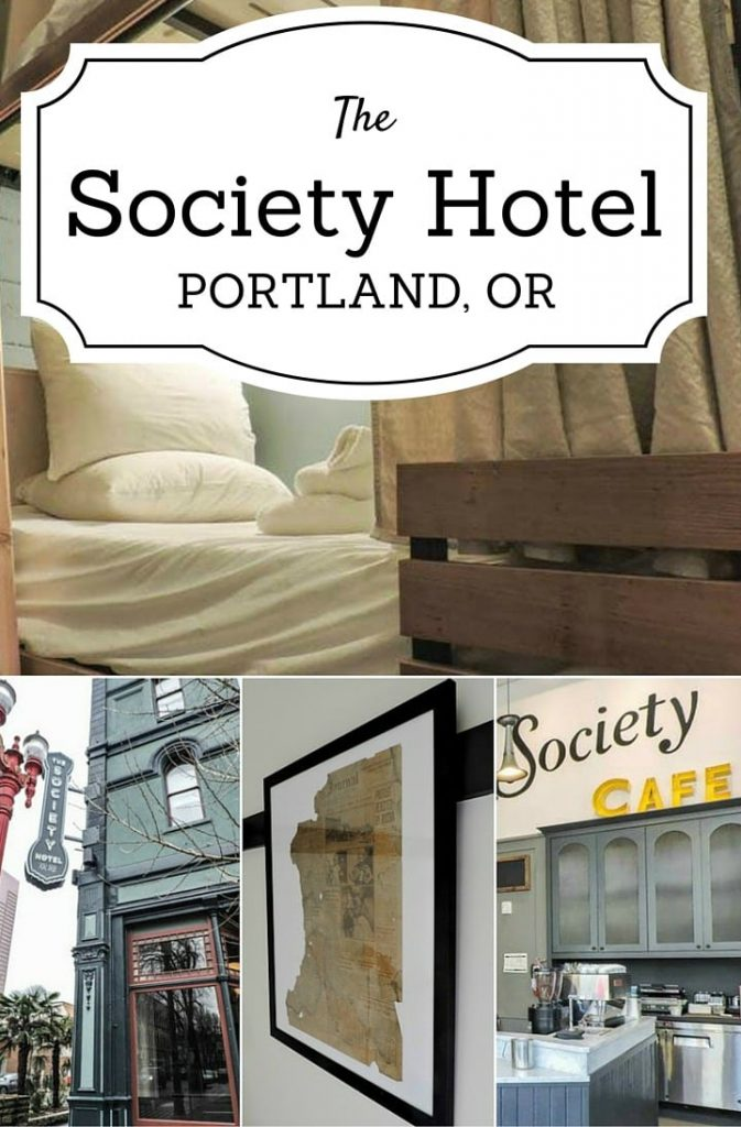 The Society Hotel Portland Boutique Hotels