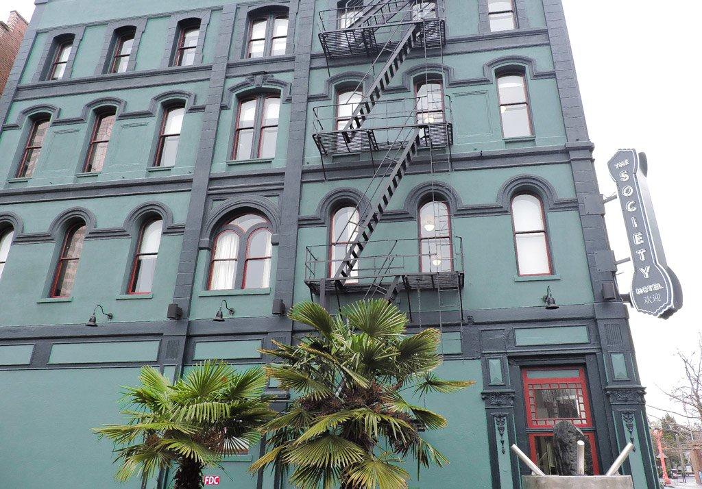 The Society Hotel Portland