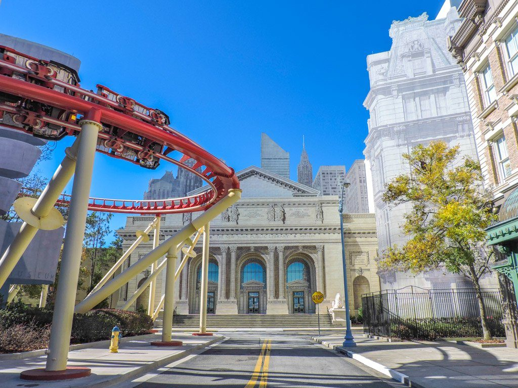 Universal Studios Rides | Orlando on a Budget