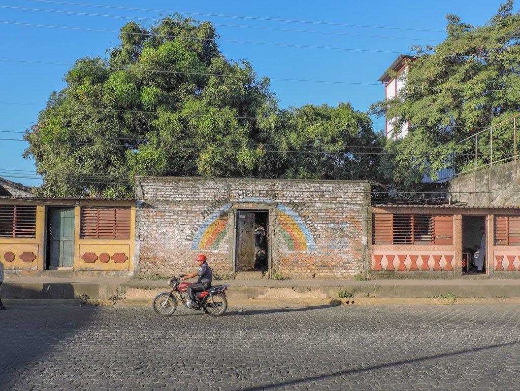 Colonial Leon Nicaragua
