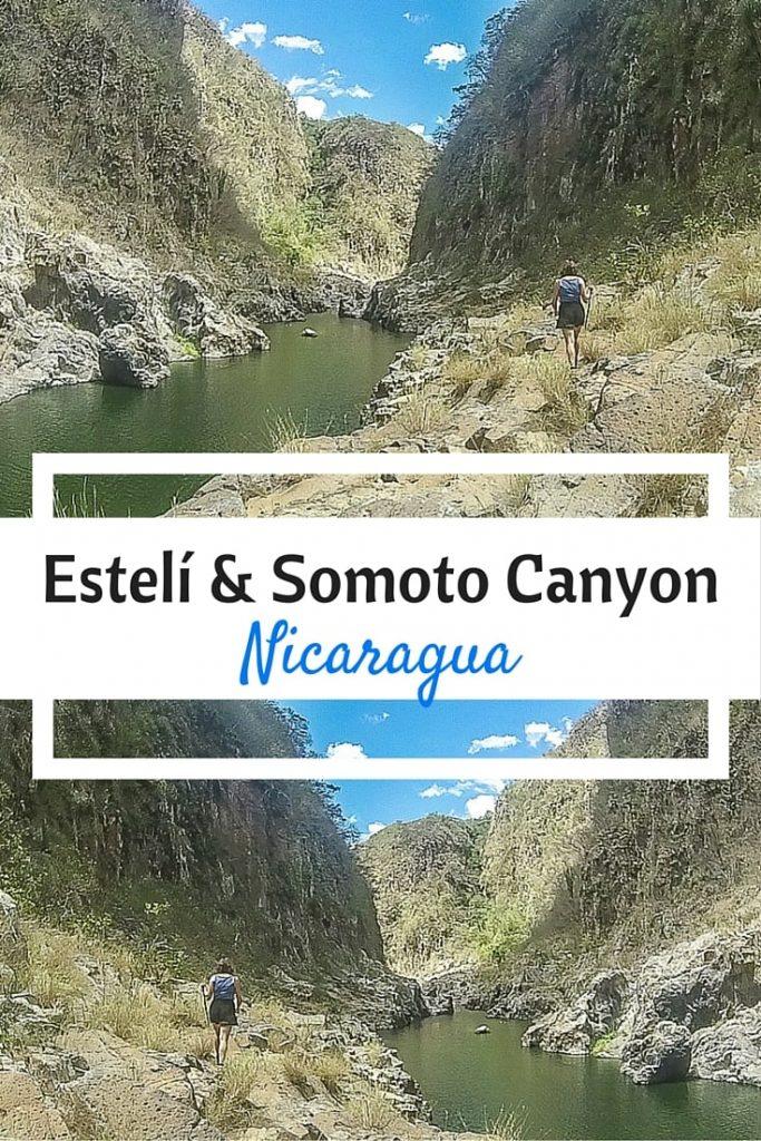 Esteli & Somoto Canyon Nicaragua