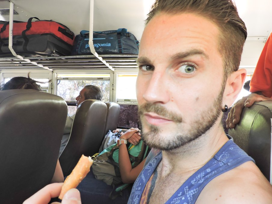 Food, Backpacking in Nicaragua- Budget Month 12