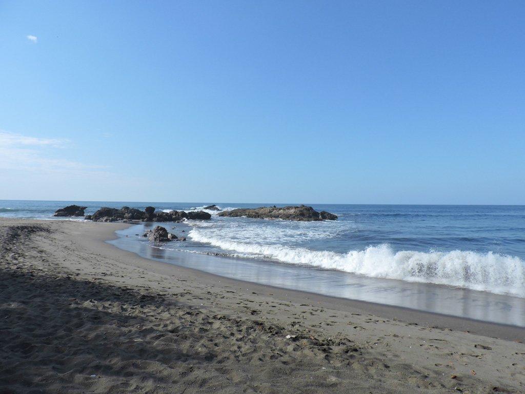 Las Penitas, Nicaragua Beach