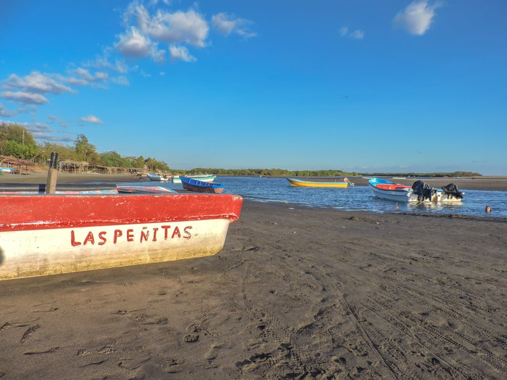 Las Penitas, Nicaragua Marina