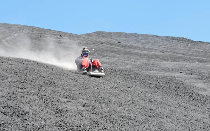 Nicaragua Volcano Boarding, Leon Cerro Negro