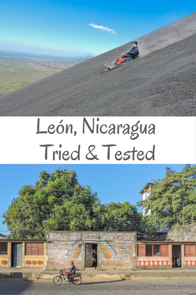 Top things to do in Leon, Nicaragua including where to stay, eat, and what to do including free, cheap and backpacker friendly.
