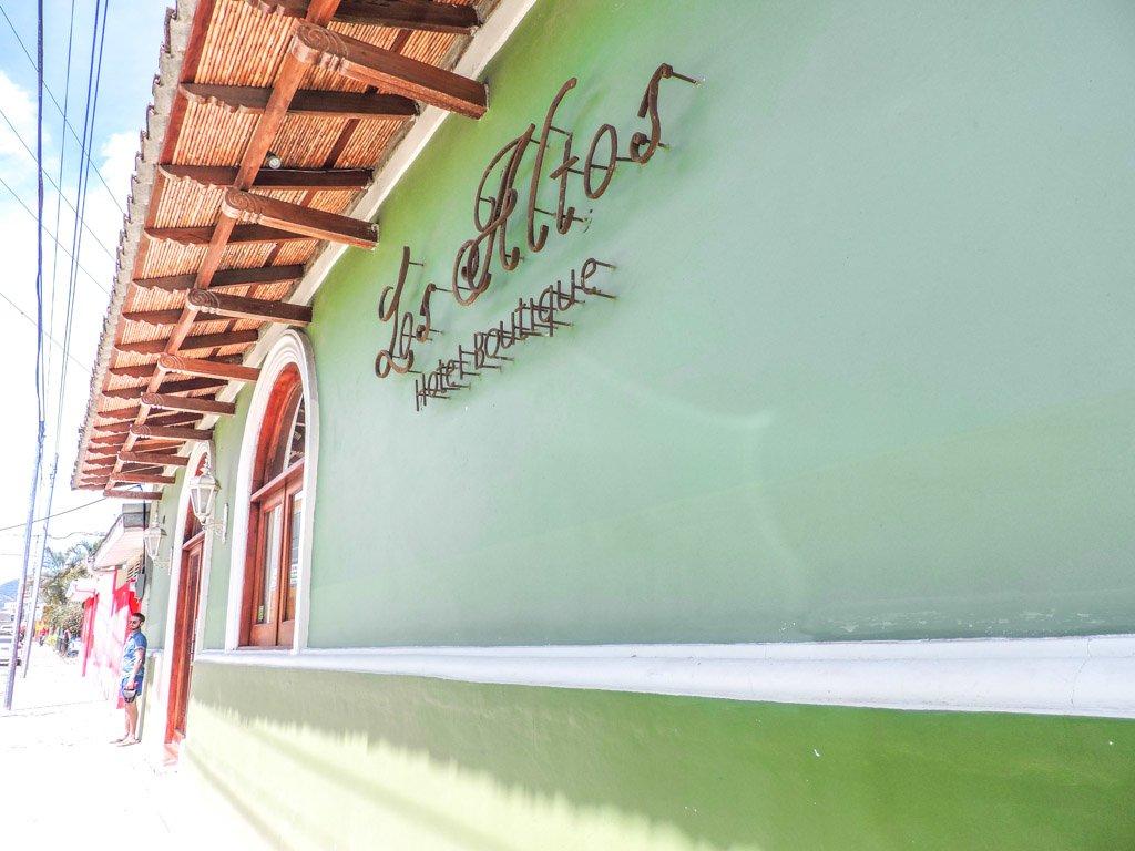 Los Altos I Self Guided Somoto I Esteli Nicaragua_